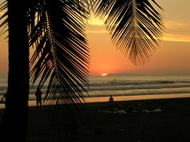 West coast of Costa Rica
